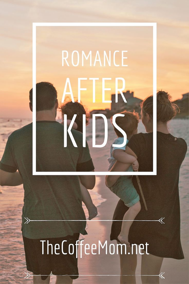 It isn't always easy maintaining romance after having kids, but the best things in life are never easy. Relationships take work, and romance takes nurturing