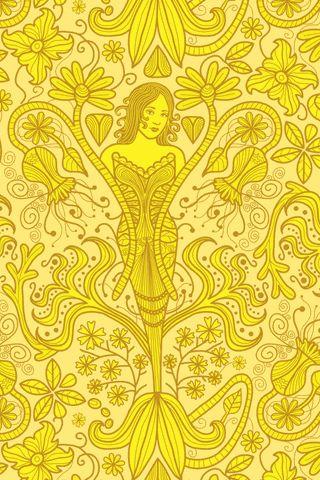 Best 25 The yellow wallpaper ideas on Pinterest Bathroom