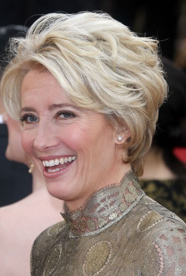 emma thompson hair - Google Search