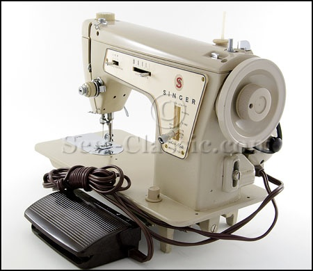 singer sewing machine model 237 value