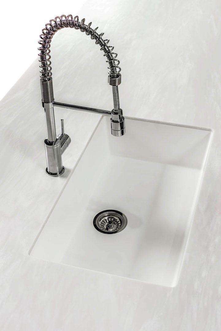 Sink integration | Corian