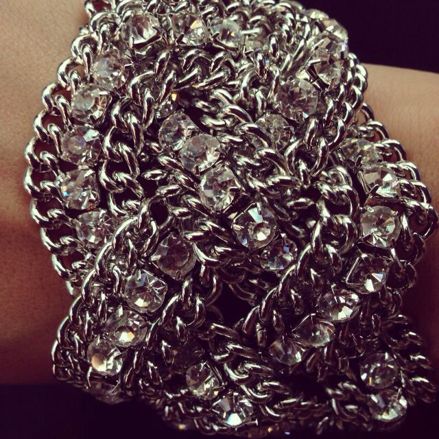 Shine bright like a diamond! - new bangle #newcollection !!!!