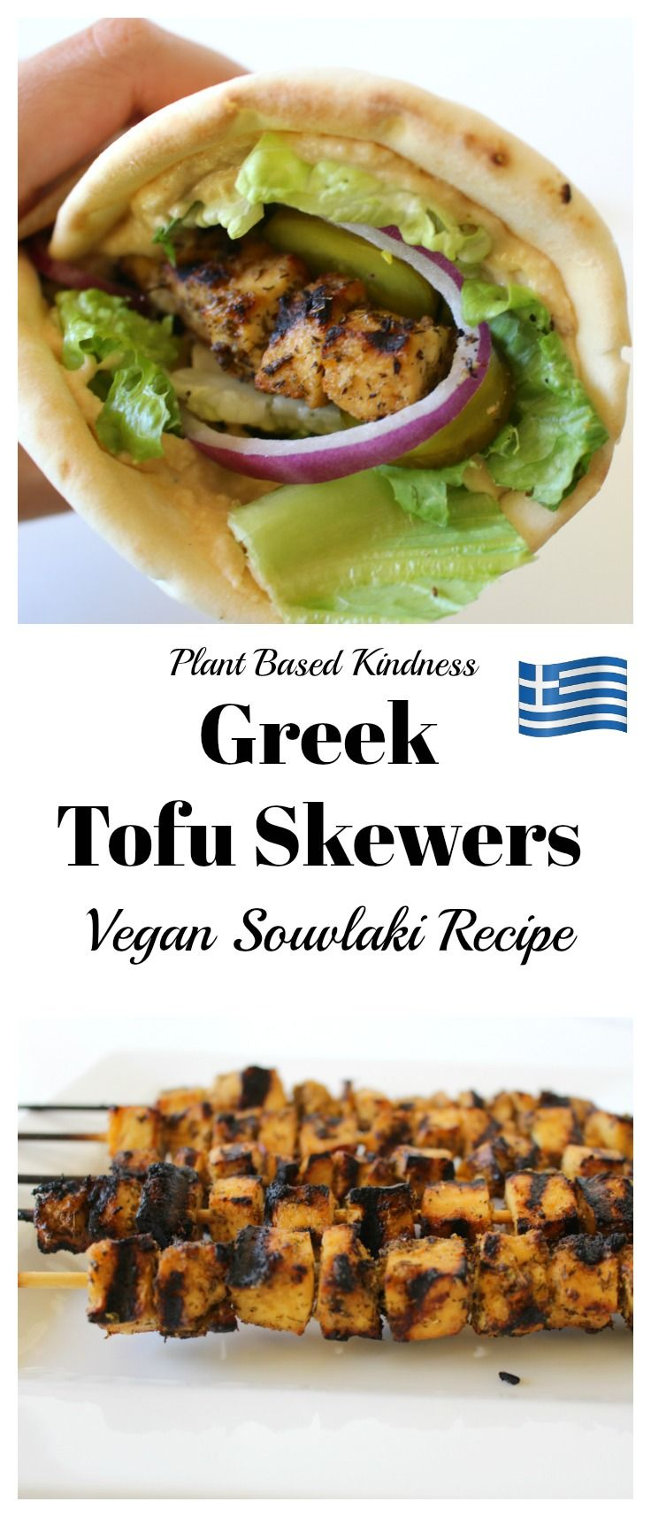 Greek inspired skewers for the BBQ! You can also bake the marinated tofu if you do not have a BBQ! If you do not have a BBQ or do not use it because it's not healthy, don't worry, you can bake the tofu! I tried it last night, and it becomes super crispy and has...Read More »