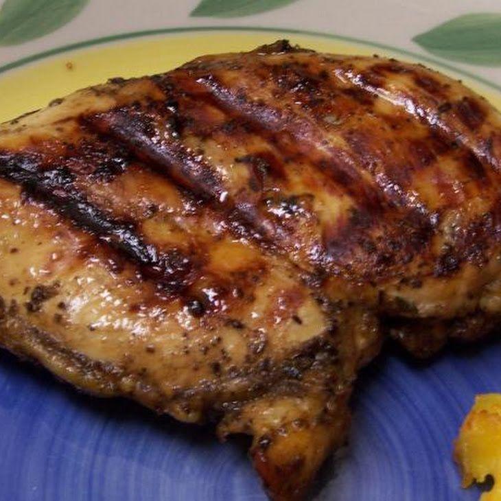 Delicious Grilled Chicken Marinade Recipe