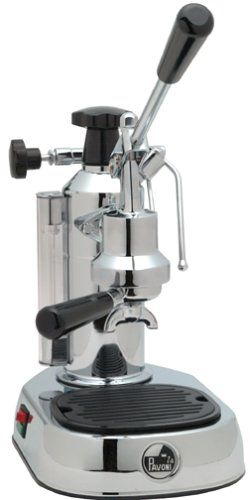 La Pavoni Europiccola 8-Cup Lever Style Espresso Machine in Chrome Easy online shopping - Online Bargains – Latest Products on the Web