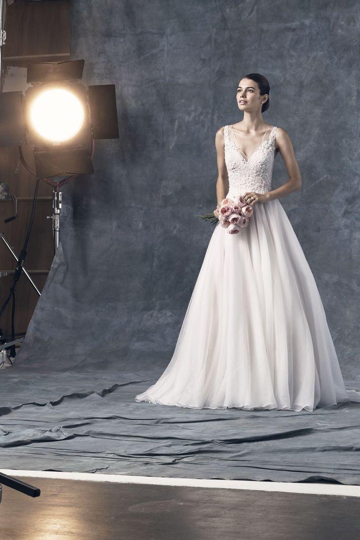 61 best wedding dress images on pinterest marriage boyfriends watters brides janet gown junglespirit Gallery
