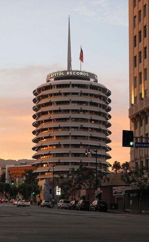 Capitol Records (Johnny Mercer)