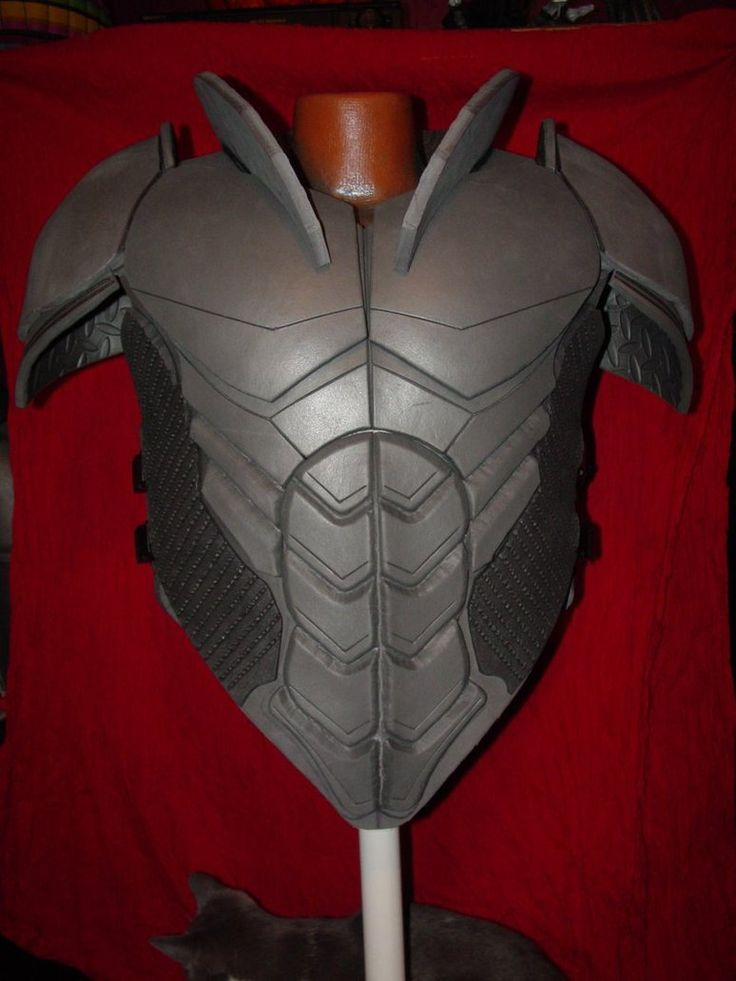 RIGOR Combat Armor Chestplate by Evil-FX