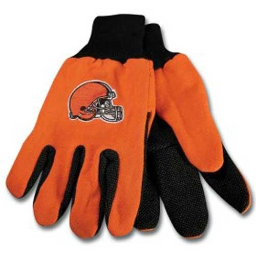 Cleveland Browns NFL Two Tone Gloves – Fan Shop HQ