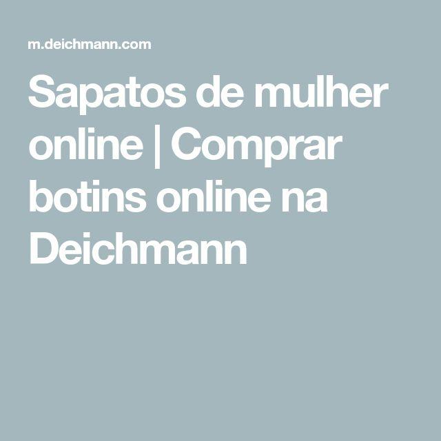Sapatos de mulher online | Comprar botins online na Deichmann