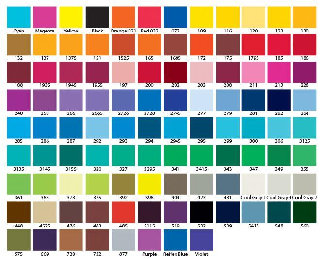 25+ unique Pantone solid coated ideas on Pinterest Pantone - sample pantone color chart