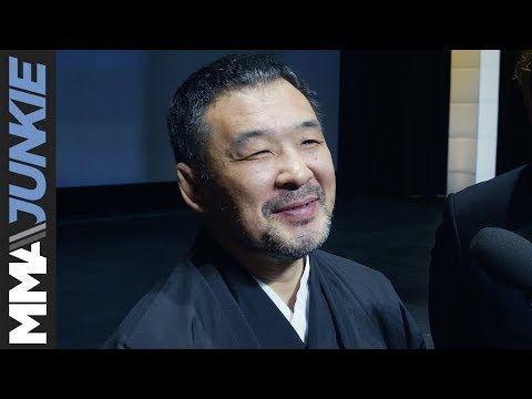 MMA Kazushi Sakuraba explains what makes MMA great, jokes he could still return to UFC