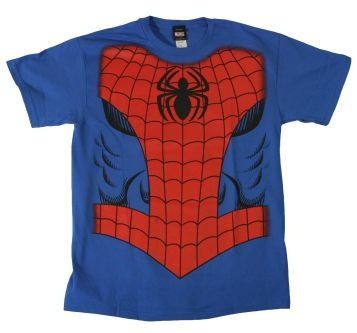 Be quick like Spiderman this Halloween!  #Spiderman #Halloween #costumes