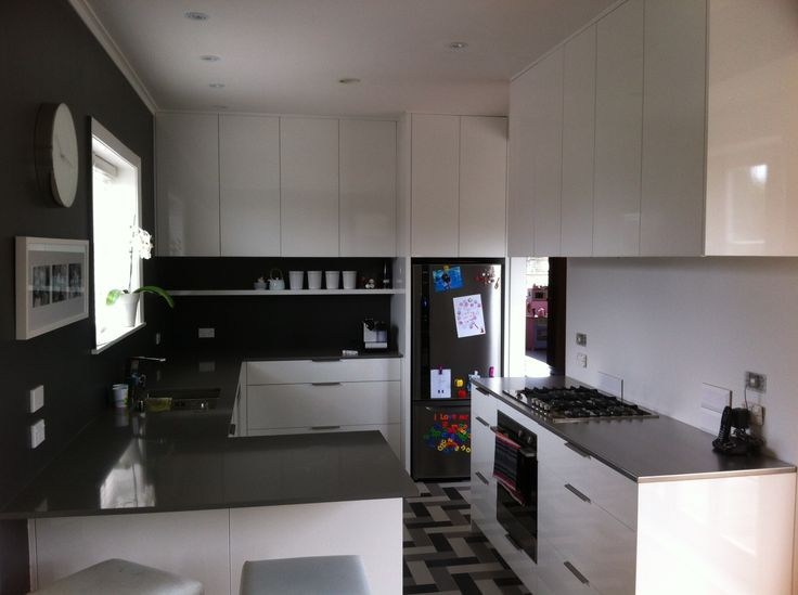 Another custom made Sharp & Page kitchen