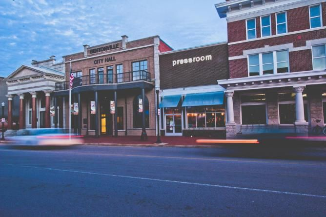 Eating Out in Bentonville: 10 Great Restaurants in Arkansas' Art Capital