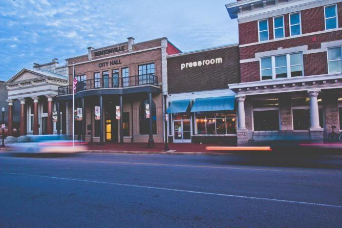 Eating Out in Bentonville: 10 Great Restaurants in Arkansas' Art Capital