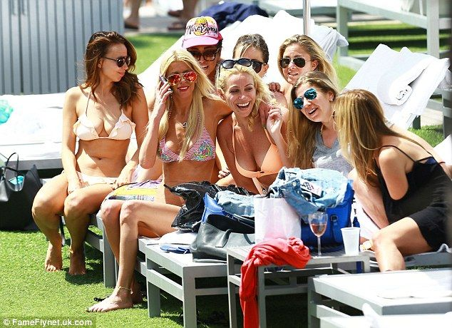 She said what? The girls smiled and giggled while surrounding Tara, who was glued to her p...