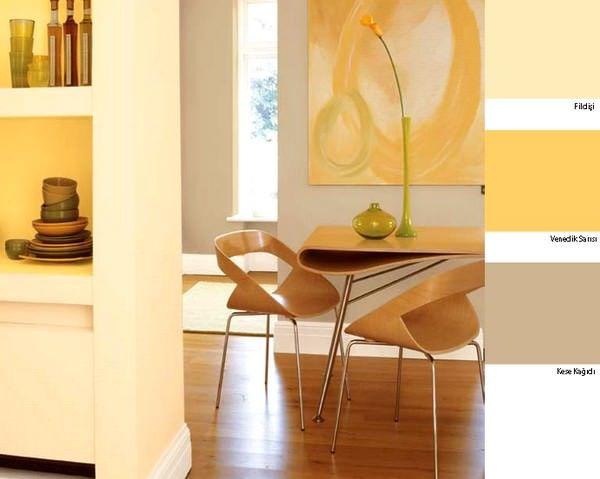 Marshall boya renkleri yüzlerce renk seçeneği bulunan katoloğundayeni sezonrenkleri,yeni sezonda moda olan iç cephe duvar boyası renkleri