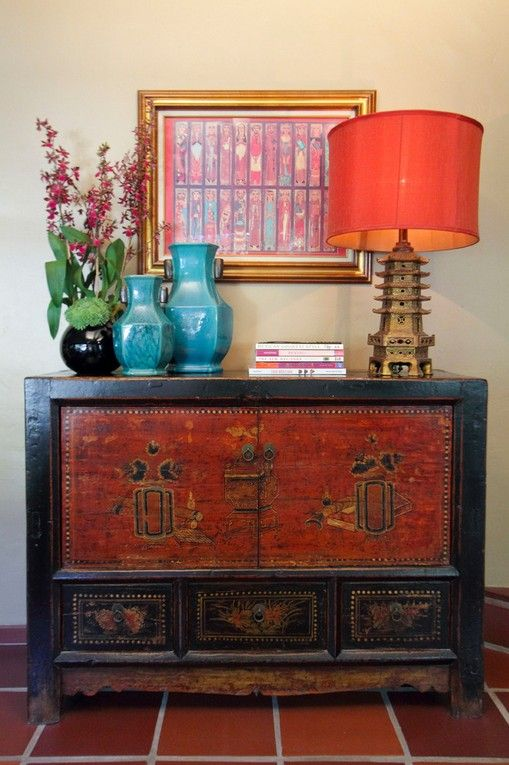 Japanese Foyer Design : Oriental chinese interior design asian inspired foyer home