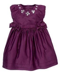 Gem Taffeta Dress | Gymboree: Stylish Baby, Baby Fashionista, Sparkly Gems, Silky Taffeta, Ggem Taffeta, Baby Registry, Dresses Features, Taffeta Dresses, G Gems Taffeta