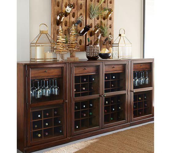 Best 25 riddling rack ideas on pinterest wine holders for Pottery barn wine rack wood