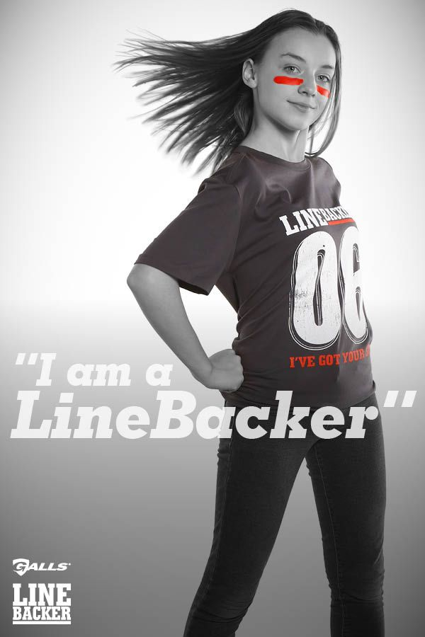 """GALLS LINEBACKER """"HOME OF THE BRAVE"""" T-SHIRT A thin line separates society from chaos. Public Safety Professionals put all on the line for the betterment of everyone. In football, Linebackers support the linemen in each strong push, in vulnerable gaps, in pursuit of unforeseen events. The LineBacker movement represents the same support for Public Safety.  #linebacker #family #homeofthebrave #proudtoserve #thinblueline #backtheblue #police #fire #EMS #family…"""