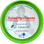 Palmetto Cheese - The Pimento Cheese with Soul! This stuff is awesome!!
