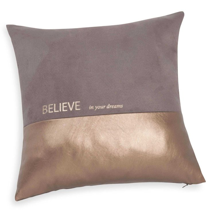 25 best ideas about gold cushions on pinterest copper - Coussin rose gold ...