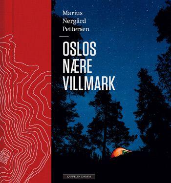 Boka Oslos nære villmark er utgitt på Cappelen Damm forlag. Coverbildet er tatt i Østmarka.