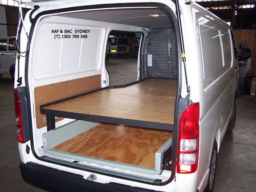 Van Storage Drawer Shelf & 14 best Favorite Places u0026 Spaces images on Pinterest | Lugares ...