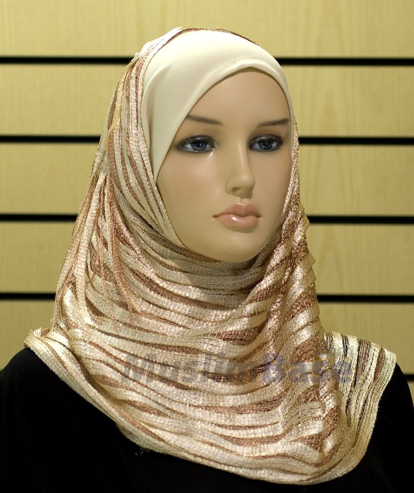 Egyptian Hijab - Netted - Beige http://www.muslimbase.com/clothing/hijabs/egyptian-hijab/egyptian-hijab-netted-beige-p-7462.html