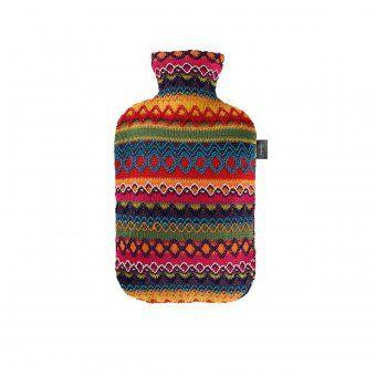 Wärmflasche Peru