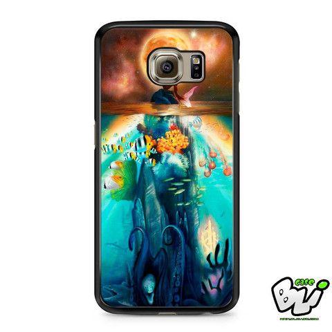 Ariel The Little Mermaid Samsung Galaxy S7 Edge Case
