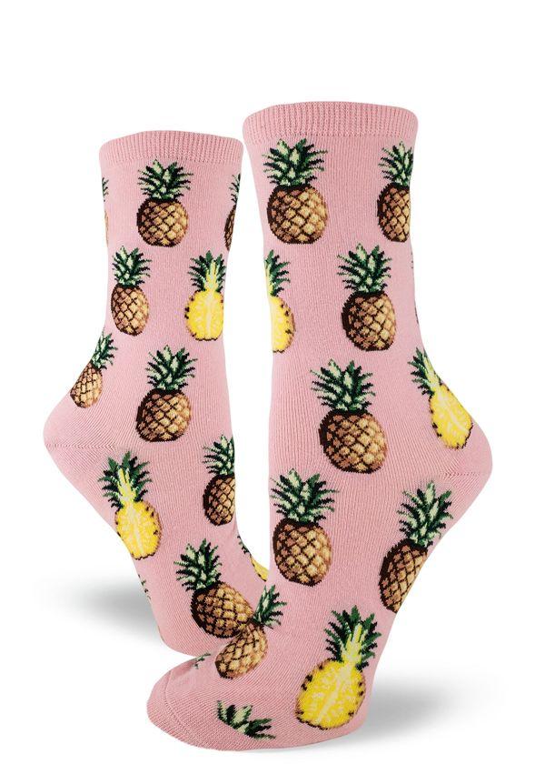 Pineapple Socks for Women