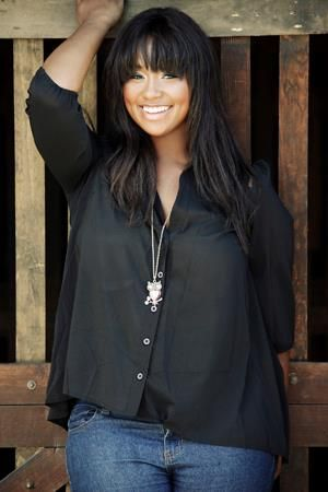 Andrea's Blog: More Plus Size Fashion some women are just so beautiful with their curves