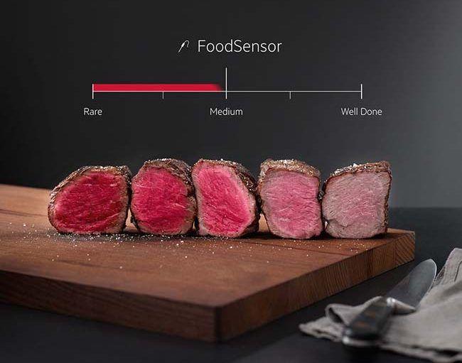 AEG SenseCook oven: hoe wil jij je vlees?