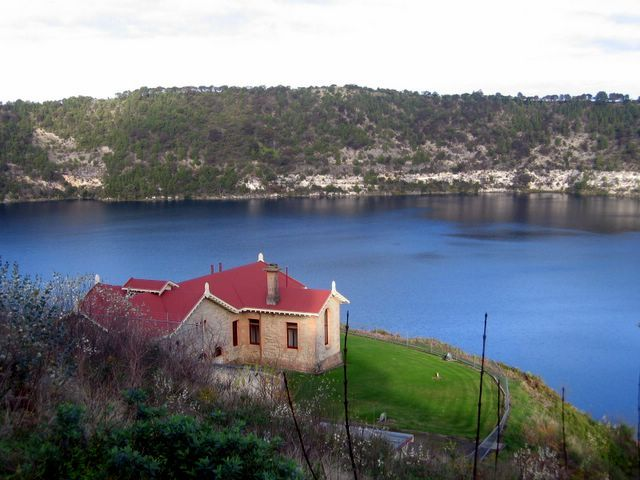 Blue Lake, Mount Gambier, S.A.