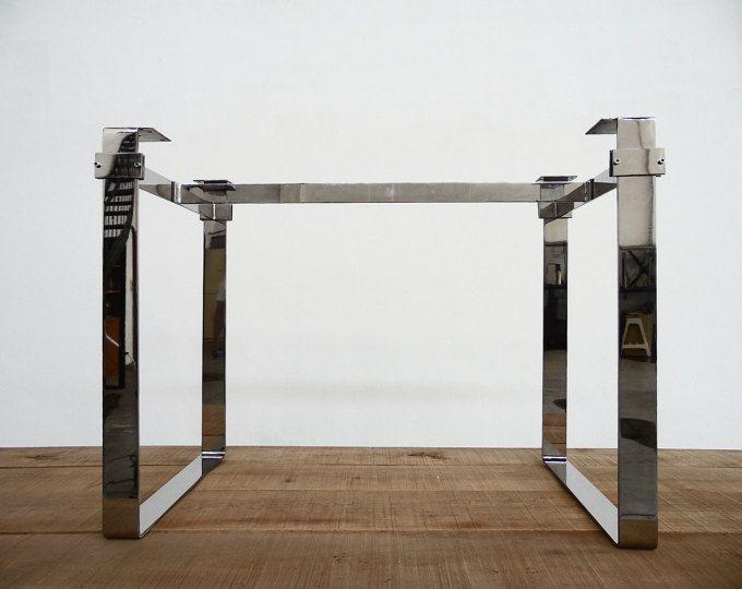 8 X 16 Flat Stainless Steel Table Legs Sofa Legs  Balasagun