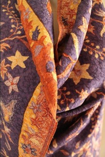 Batik Tulis Cirebon