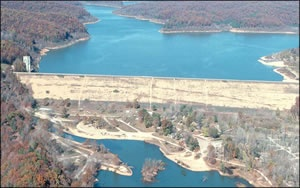 Clearwater Lake And Dam At Piedmont Great Place To Go