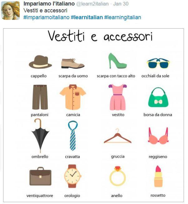 Learn Italian Online, Learning