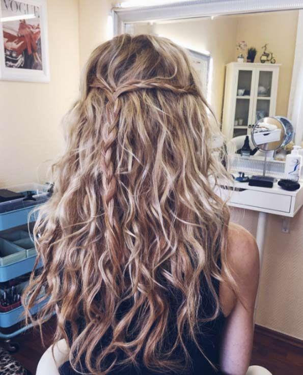 25+ best ideas about Wavy hairstyles on Pinterest | Medium ...