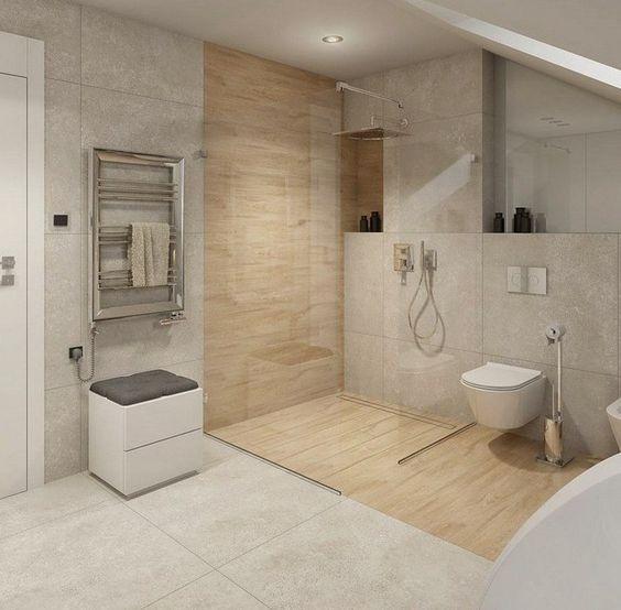 Die besten 25+ Begehbare dusche Ideen auf Pinterest Badezimmer - badezimmer ideen fliesen