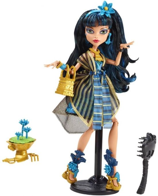 jinafire gloom and bloom | Monster High: Cleo de Nile collection Gloom and Bloom