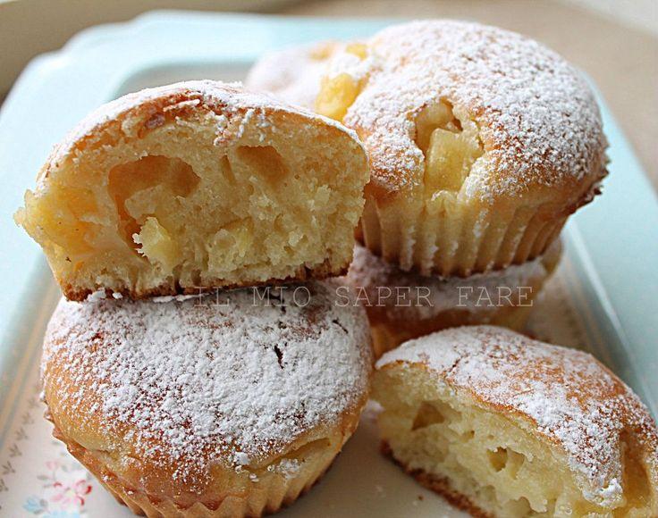 Dolce mele e yogurt – tortine sofficissime