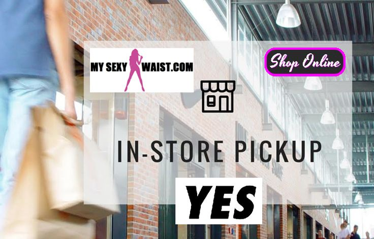 In-Store Order Pickup is Now Available!!! ((Offer is Available to Tacoma WA. and surrounding areas Only))  Instead of delivering a package or product to a customer's home or business address, Mysexywaist.com is now offering to have customers choose to pick up the order themselves from our local store/salon designated pickup location in Lakewood WA.  Just pay for your order & choose this shipping option at checkout! Please follow minor instructions on Invoice Thanks!  ‪#‎health‬ ‪#‎fitness‬ ‪