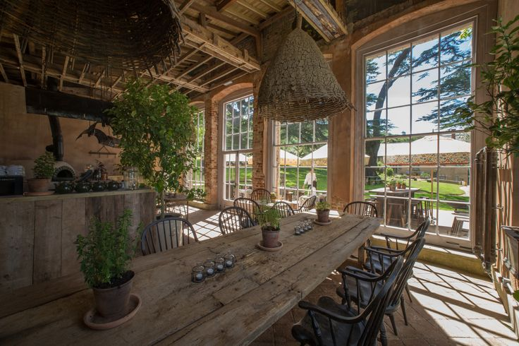 Devon Restaurant near Honiton in the Otter Valley | THE PIG - near Bath