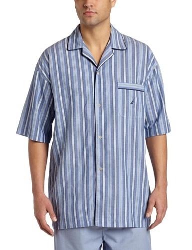Nautica Mens Sultan Stripe Woven Camp Shirt, Cornflower, Small Nautica,http://www.amazon.com/dp/B004ISKHNU/ref=cm_sw_r_pi_dp_zz2Rrb5C631343BE
