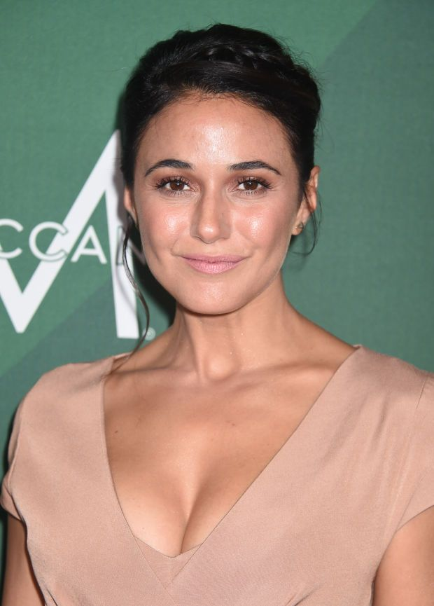 Emmanuelle Chriqui at the 2016 Variety Power of Women event.