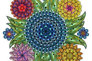 Drop-In Adult Coloring Group at Frugal Muse Books, Music and Video   Metromix Chicago